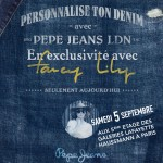 <!--:fr-->SAVE THE DATE | Personnalise ton denim avec Pepe Jeans<!--:-->