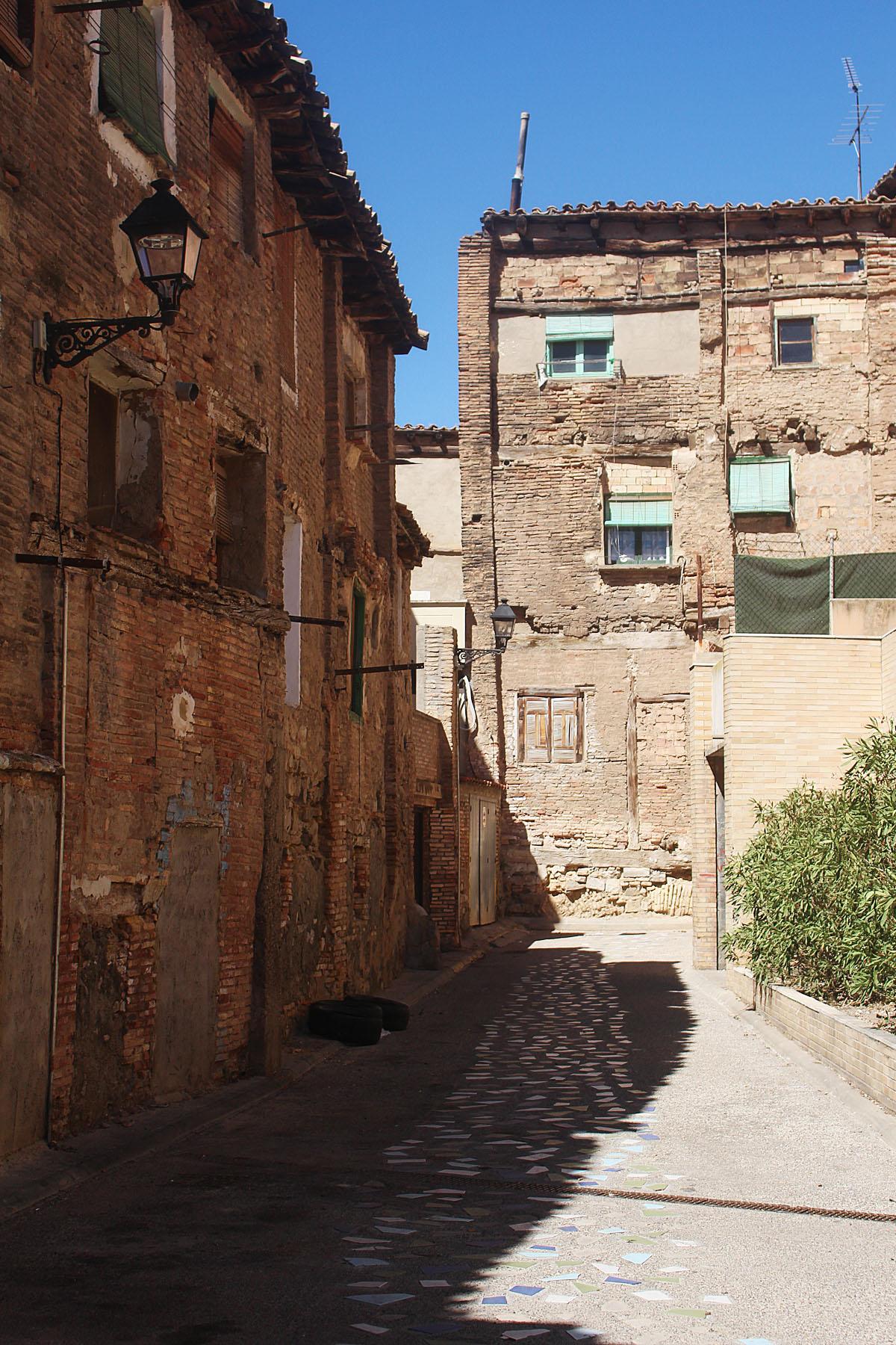 tudela-houses