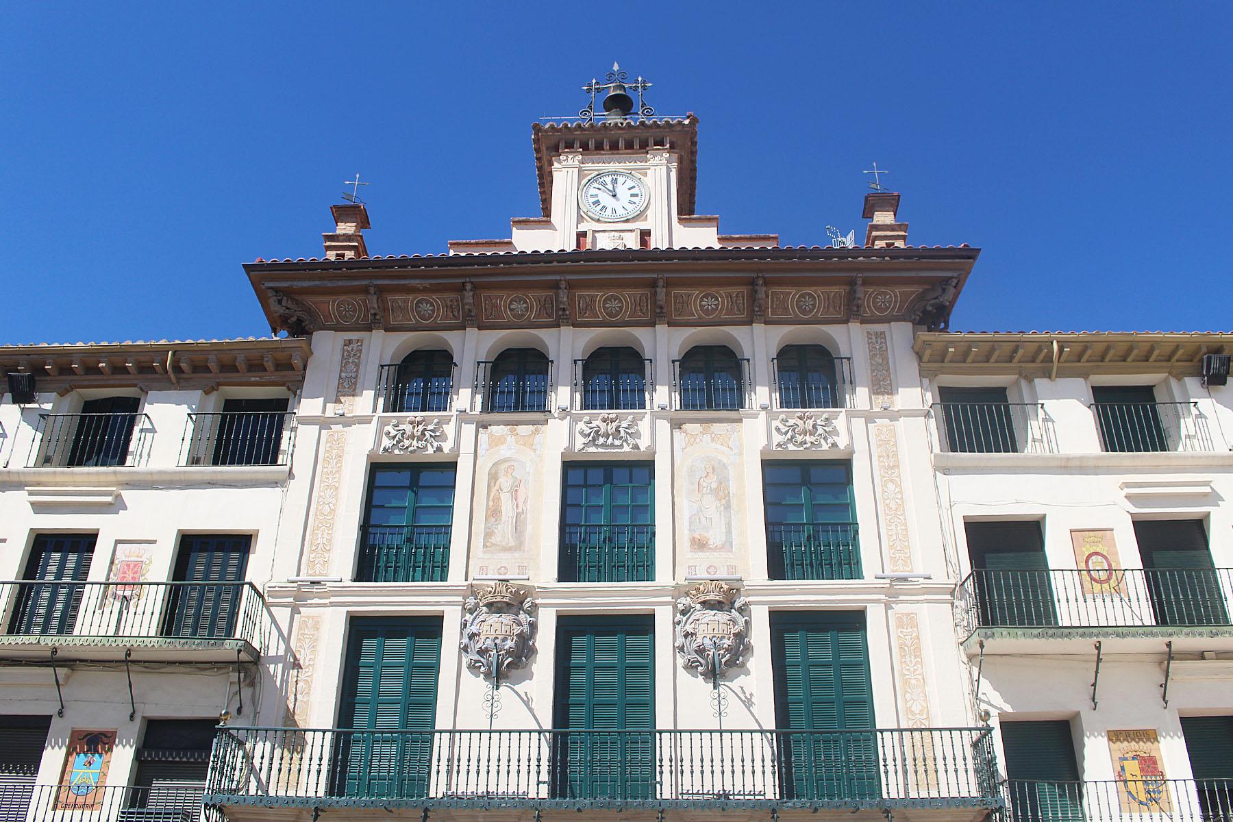 tudela-plaza