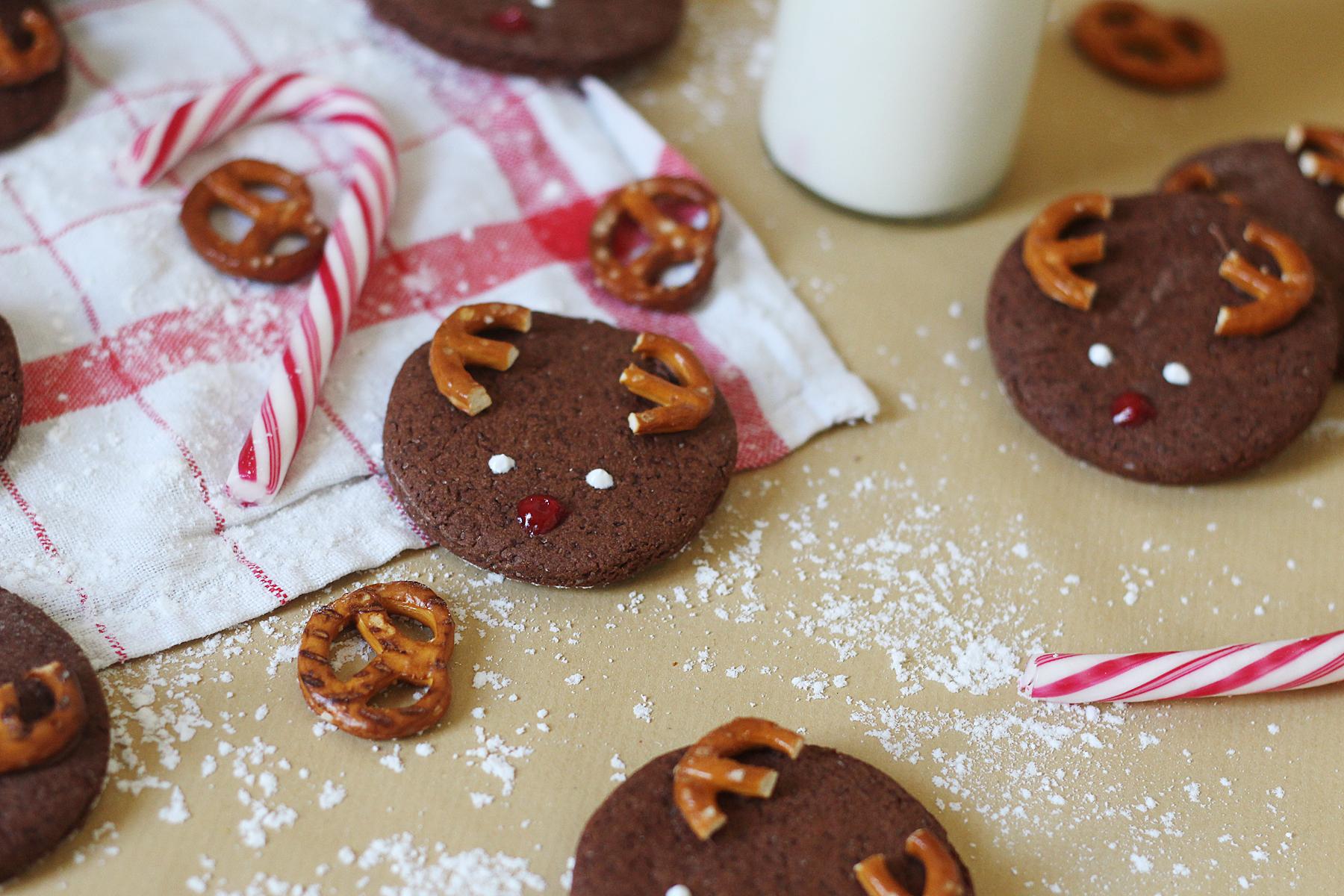 xmas cookies sablés noel