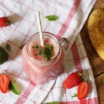 <!--:en-->Spring Smoothie | Strawberry & Banana<!--:--><!--:fr-->Spring Smoothie | Fraise & Banane<!--:-->