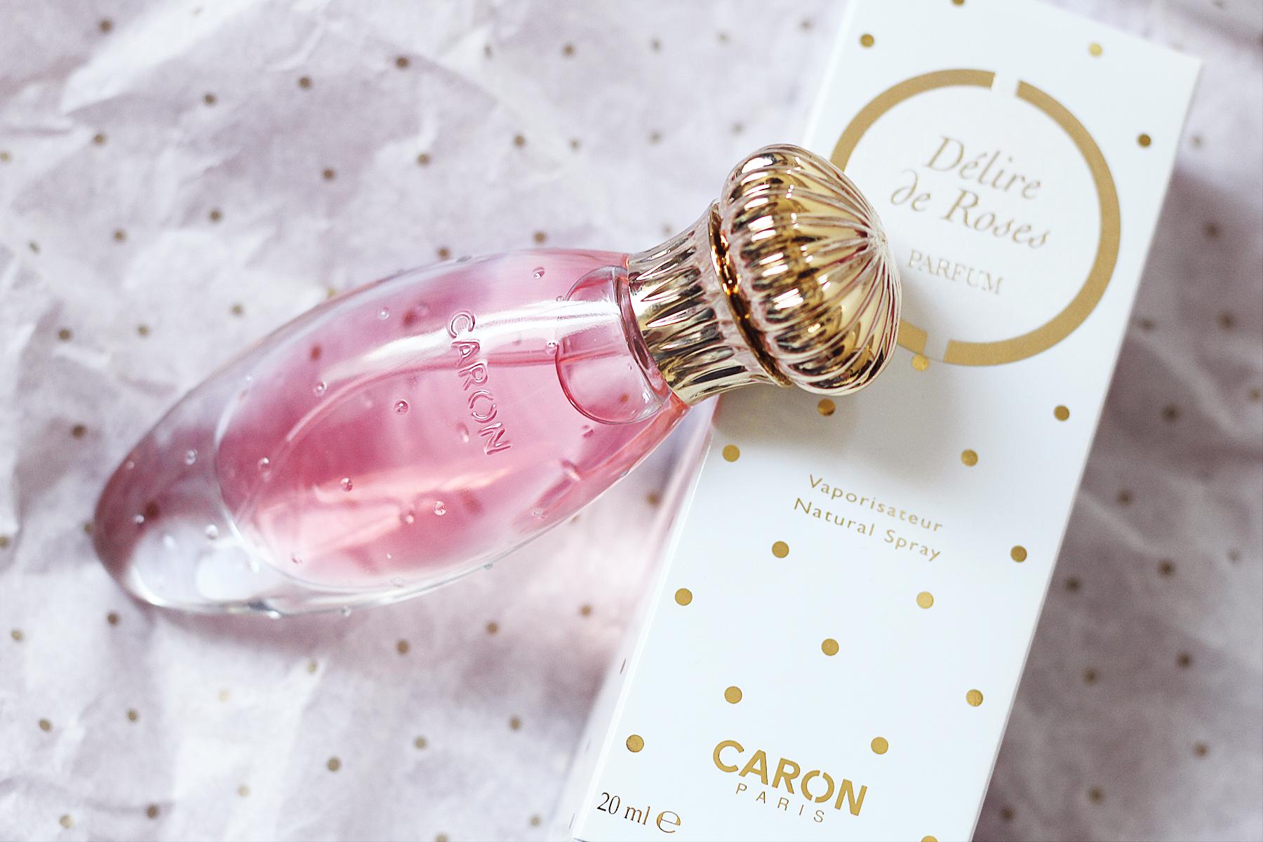 cette semaine parfums caron