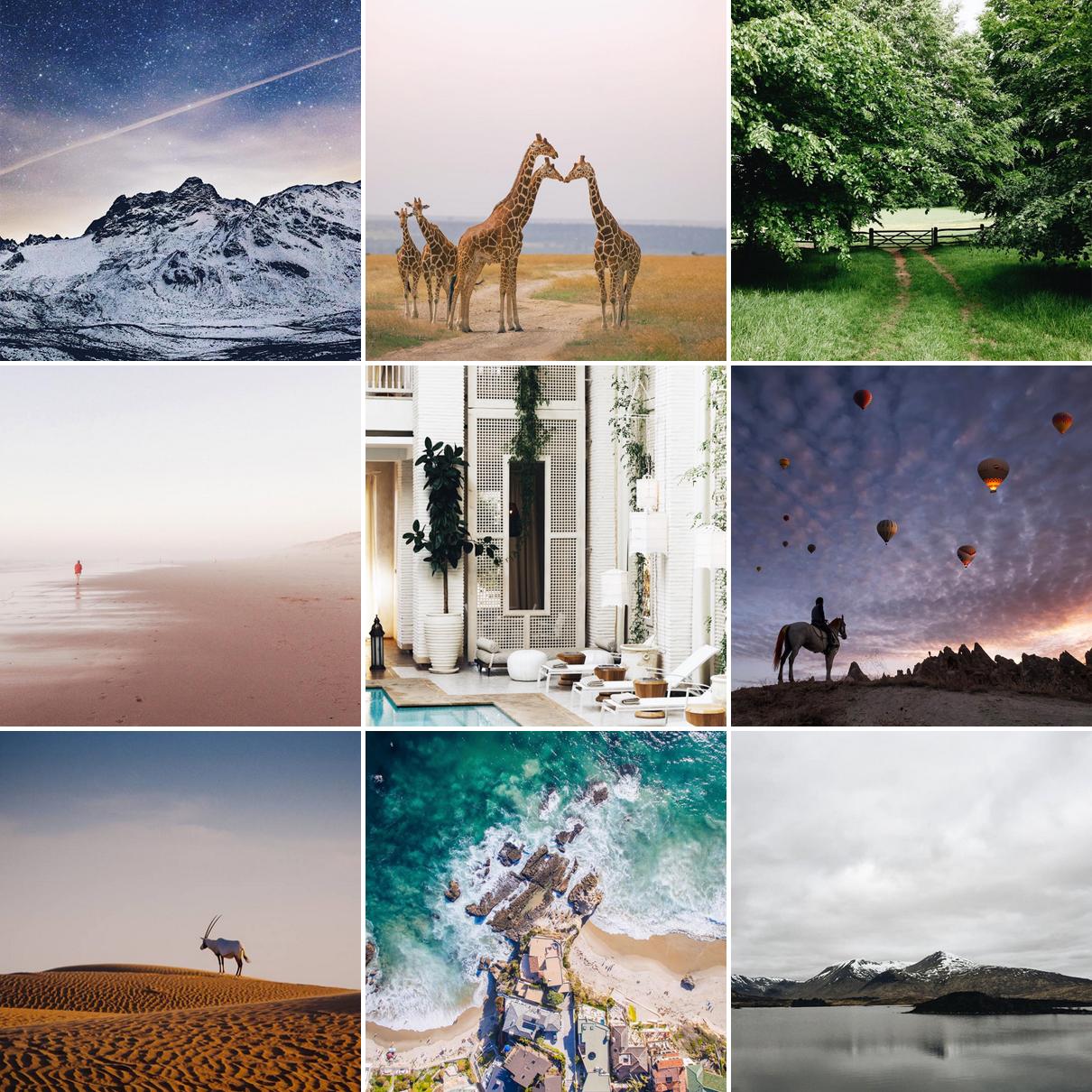 instagram voyages